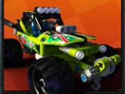 Technic Race Lego Game