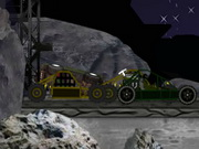 Buggy Space Race Game