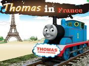 Thomas In France Game
