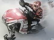 Snowmobile Winter Racing Game