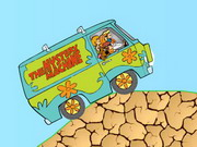 Scooby Doo - Mystery Machine Ride Game
