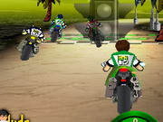 racing, ben 10 , driving , motorcycle , ben 10 , moto