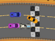 Supercar Muscle Racing Game