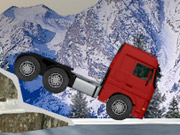 Truck Trial: Winter Game