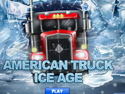 American Truck: Ice Age Game