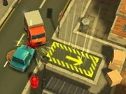 Toon 3D Delivery Dash Game