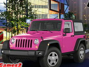 Jeep Parking Pro 2 Game