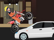 Naruto Bike Skills Game