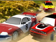 Super Rally Challenge Game