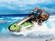 Island Jet Ski Tournament Game