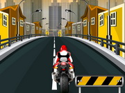 Turbo Motorbike Ride Game