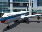 City Airport 3D Parking Game