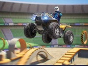 ATV 3D Arena Stunts Game