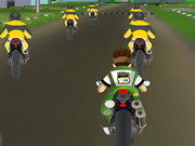Ben10 Extreme Race Game