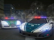 Dubai Police Supercars Rally Game