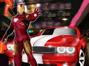 Iron Man Dodge Race Game