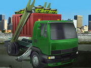 Cargo Garbage Truck Game