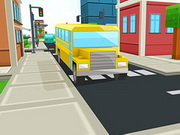 School Bus Parking Frenzy 2 Game