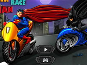 Batman Vs Superman Race Game