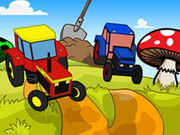RC Tractor Kids Racing Game