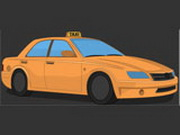Taxi City Parking Game