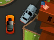 American Muscle Car Game