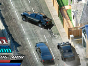 Traffic Collision 2 Game