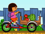 Dora Dairy Delivery Game