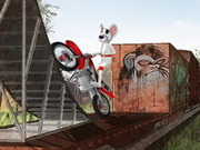 Stunt Moto Mouse 3 Game
