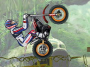 Jungle Moto Trial Game