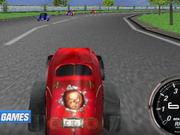 Hot Rods 3d Game