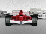 F1 Track 3d Game