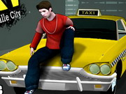 Ace Gangster Taxi Game
