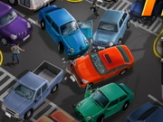 Traffic Frenzy Rome Game