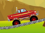 Ben 10 Monster Truck Game