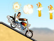 Stunt Guy - Tricky Rider Game