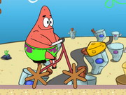 Patric Cheese Bike Game