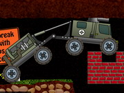 Military Rescue Driver Game