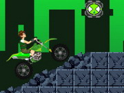 Ben 10 Power Motobike Game