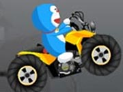 Doraemon Halloween Atv Game