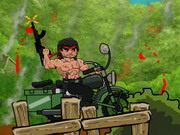 Rambo Bike Game