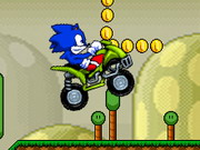 Sonic Atv In Mario Land Game