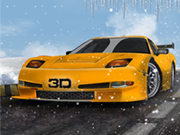 3d Cold Racer Game