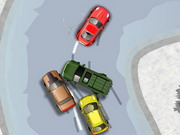 Winter Race Game