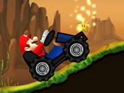 Super Mario Racing Mountain Game