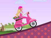 Barbie Stunts Game