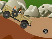 Ben 10 Jeep Game