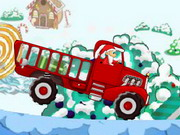 Santa's Delivery Truck Game
