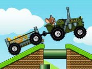 Tom And Jerry Tractor Game