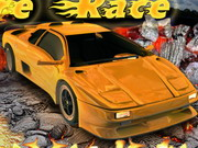 Fire Race Game